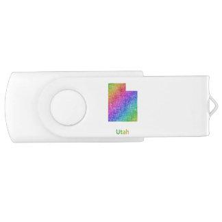 Memoria USB Utah