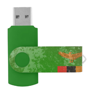 Memoria USB Zambia