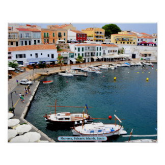 Menorca, Balearic Island, España Impresiones