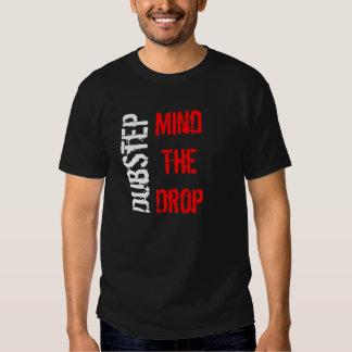 Mente de Dubstep la camiseta del descenso