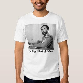 Mente sabia de la camisa de Selassie