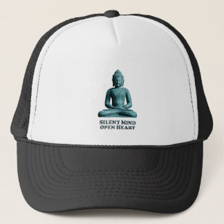 Mente silenciosa - gorra del camionero