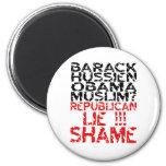 Mentira de los republicanos imán de nevera
