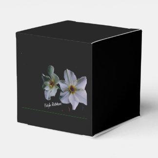 Mentiras blancas caja de regalos