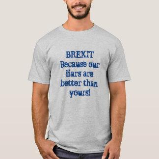Mentiras de Brexit Camiseta