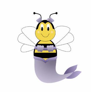 MerBee manosea el ornamento de la abeja Escultura Fotografica