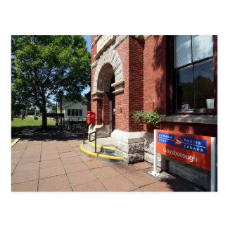 Mercado de la oficina de correos de Canadá Postal
