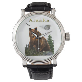 Mercancía de Alaska Relojes De Mano