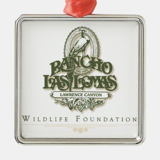 Mercancía de la fundación de la fauna de Rancho La Ornamentos De Reyes