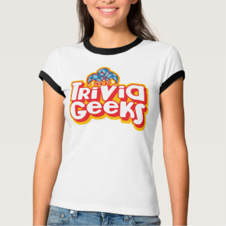 Mercancía de los frikis de las curiosidades camiseta