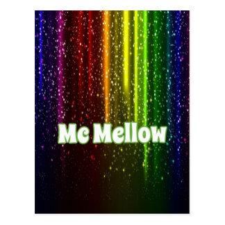 Mercancía de McMellow del arco iris Postal