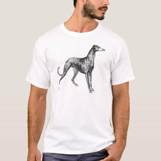 mercancía del galgo camiseta