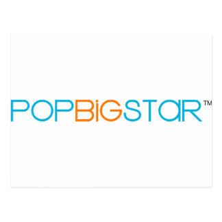 Mercancía del logotipo de la marca registrada de P Tarjeta Postal
