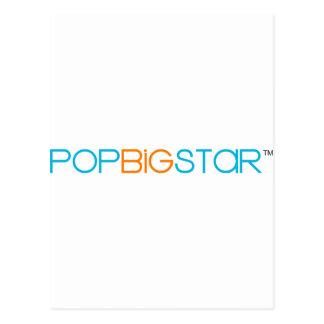 Mercancía del logotipo de la marca registrada de postal