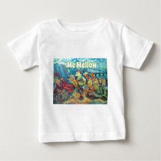 Mercancía suave oficial del logotipo de Mc Camiseta De Bebé