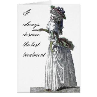 Merezco la mejor tarjeta