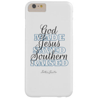 Meridional aumentado - caso de IPhone 6/6Plus Funda Barely There iPhone 6 Plus