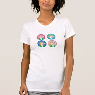 Merkelcita Plis Cuidame Camiseta