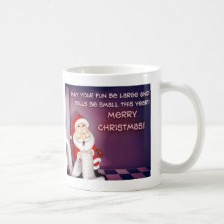 Merry Christmas Mug Taza De Café