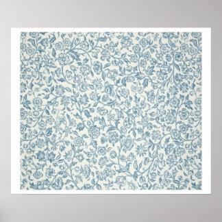 Merton, diseño del papel pintado impresiones