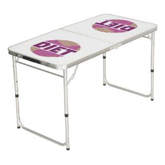 Mesa De Pong Anillos de espuma para la dieta Z16p9