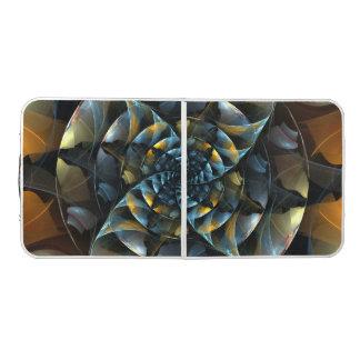 Mesa De Pong Arte abstracto del molinillo de viento