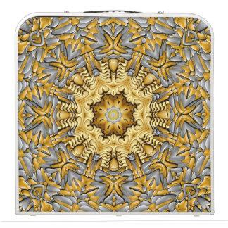 """Mesa De Pong Caleidoscopio 48""""     del metal precioso tabla de"""