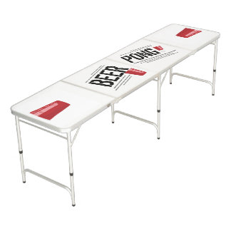 Mesa De Pong ¡CERVEZA PONG! TABLA de la CERVEZA PONG,