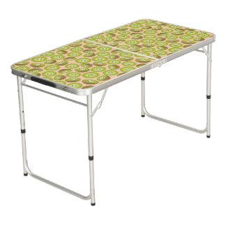 Mesa De Pong Modelo lindo del kiwi del corte