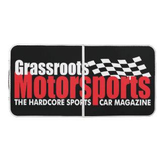 Mesa De Pong Tabla de plegamiento del Motorsports de los