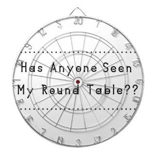 Mesa redonda diana