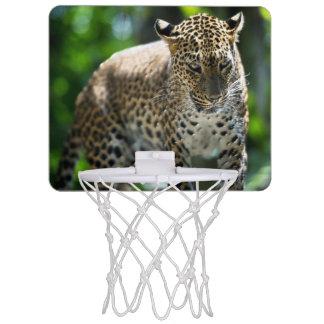 meta de la bola de la cesta mini aro de baloncesto
