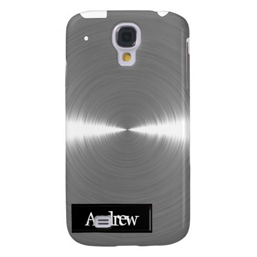 Metal cepillado plata iPhone3G