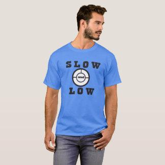 Metal lento y bajo que detecta la camiseta
