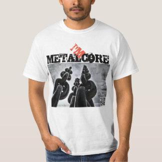 Metalcore Camiseta