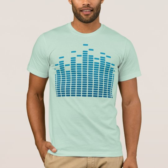 Metro de CRAZYFISH LED Camiseta