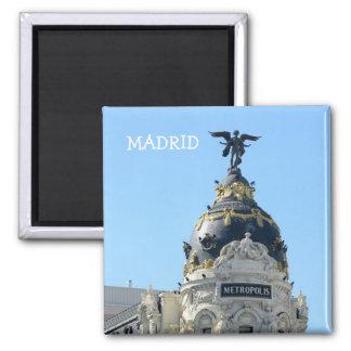 Metrópoli, imán de Madrid