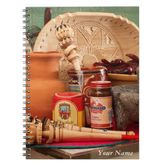 Mexican_Cocoa tradicional Cuaderno