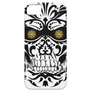 Mexican Skull iPhone 5 Protectores