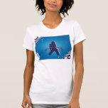 mexicano Chola del 100 por ciento Camisetas