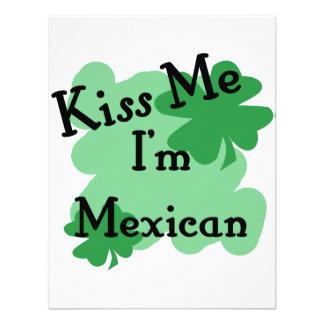 Mexicano Comunicado Personalizado