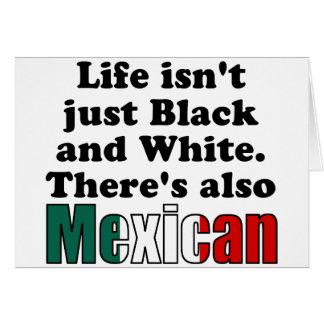 Mexicano Tarjetón