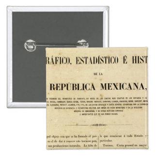 México 9 pin