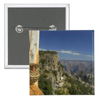 México, chihuahua, barranco de cobre. Visión desde Chapa Cuadrada