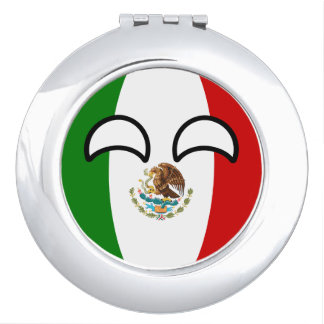 Espejos compactos mexicana - Espejo de viaje ...