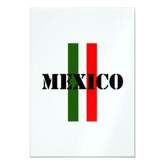 México Invitación 8,9 X 12,7 Cm
