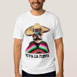 México, mexicano, fiesta del la del viva camisetas