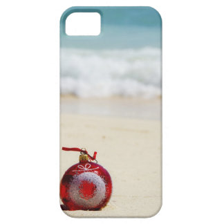 México, Playa del Carmen, decoración del navidad iPhone 5 Case-Mate Protectores