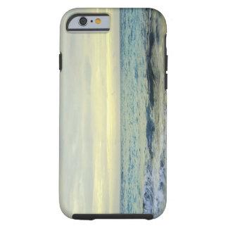 México, Playa del Carmen, paisaje marino 5 Funda Para iPhone 6 Tough