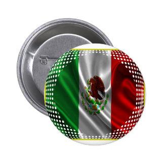 MÉXICO PUNTEA PRODUCTOS DE LA BANDERA PINS